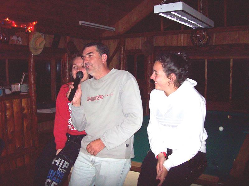 cabañas en pucon con karaoke